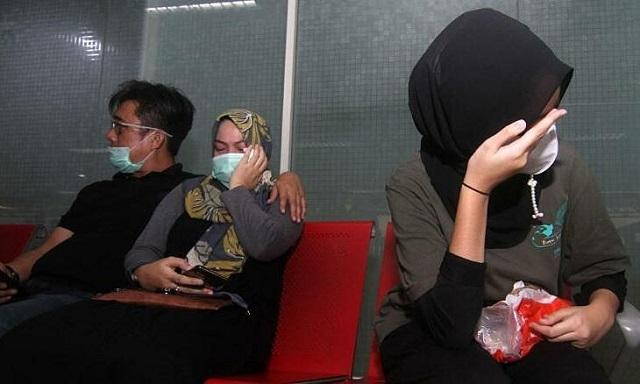 Máy bay Indonesia chở 62 người mất tích