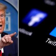 Twitter khóa tài khoản của Trump do lo ngại xảy bạo lực