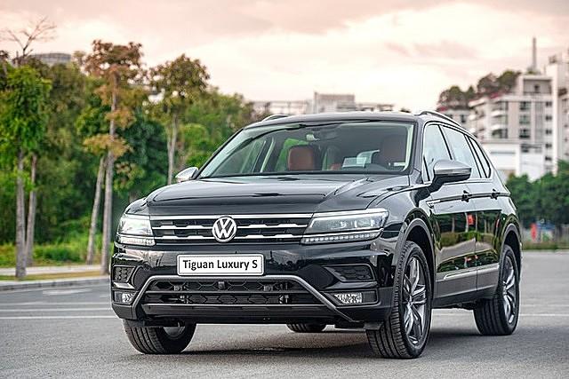 Volkswagen Tiguan 2021 có một số nâng cấp hấp dẫn hơn