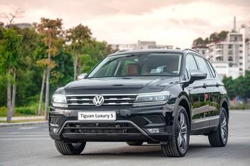 Volkswagen Tiguan bản nâng cấp giá từ 1,7 tỷ đồng tại Việt Nam