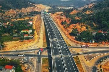 Đề xuất đầu tư 110 km cao tốc Bắc Nam qua Quảng Bình trị giá 15.460 tỷ đồng