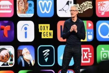 Doanh thu App Store của Apple vượt 64 tỷ USD trong năm 2020