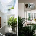 <p> Ngôi nhà như hình mẫu mô tả cuộc sống của gia đình trẻ Việt Nam một cách thẳng thắn, chân thực và mãn nguyện.</p>
