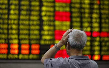 Chứng khoán Trung Quốc giảm mạnh nhất 3 tuần, dấy lên nguy cơ vỡ bong bóng
