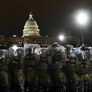 Lầu Năm Góc cảnh báo nguy cơ khủng bố ngày Biden nhậm chức