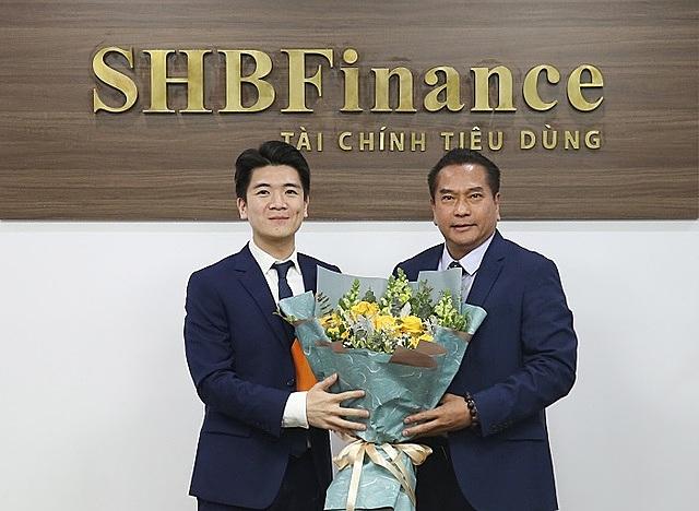 Lễ trao Quyết định bổ nhiệm ông Đỗ Quang Vinh giữ vai trò Chủ tịch Hội đồng Thành viên SHB Finance