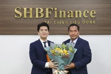 Con trai 'bầu' Hiển làm Chủ tịch SHB Finance