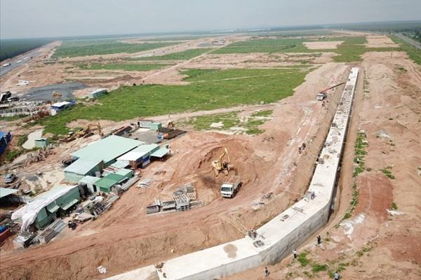 Hoàn tất áp giá đền bù cho 3.000 hộ dân tại dự án sân bay Long Thành