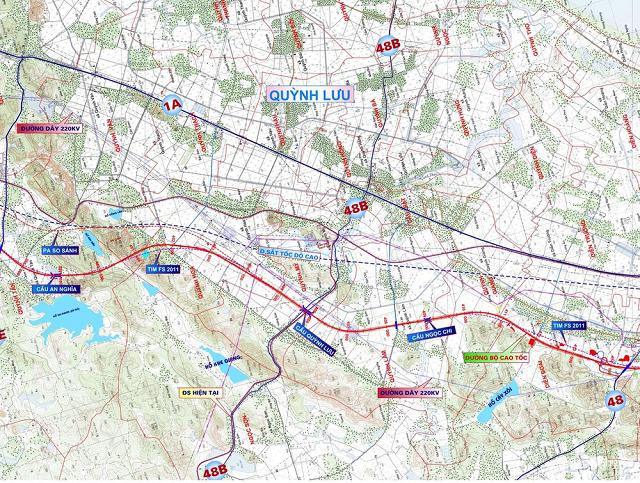 Dự án Quốc lộ 45 - Nghi Sơn và Nghi Sơn - Diễn Châu được chuyển sang đầu tư công