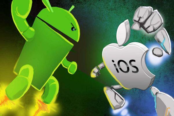 Vậy tại sao cả Google và Apple đều muốn người dùng sử dụng hệ thống điện thoại di động mới?