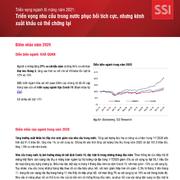 SSI Research: Triển vọng ngành xi măng năm 2021
