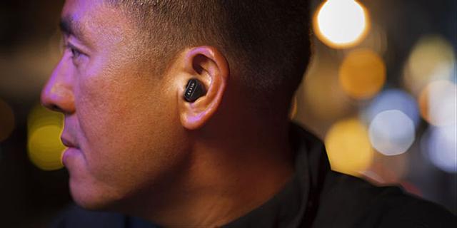 Earin A-3 là tai nghe true-wireless nhỏ nhất hiện nay. Ảnh: Earin.