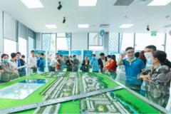 Giá căn hộ ven TP HCM tăng 'sốc'