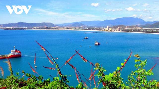 Nơi dự kiến thực hiện dự án cảng Liên Chiểu.