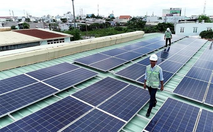 Cắt giảm khoảng 1,3 tỷ kWh năng lượng tái tạo năm 2021
