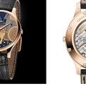 <p> Chopard đã hợp tác với bậc thầy sơn mài nổi tiếng của Nhật Bản để trang trí mặt đồng hồ. Họa tiết con trâu làm bằng vàng, nền sơn khảm xà cừ và sơn mài sặc sỡ. Các tín đồ cần chi 29.813 USD để sở hữu thiết kế. Ảnh: <em>Sina.</em></p>