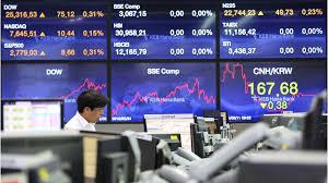 Nhà đầu tư theo dõi diễn biến Covid-19, chứng khoán châu Á trái chiều