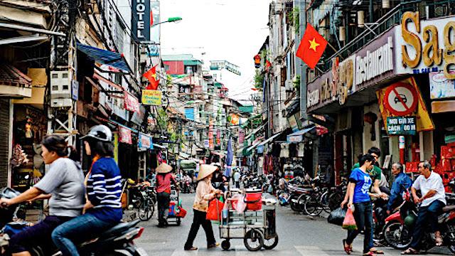HSBC dự báo tăng trưởng kinh tế Việt Nam đạt 7,6% năm nay