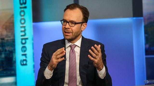 Kinh tế gia trưởng Jan Hatzius của Goldman Sachs. Ảnh: Bloomberg.