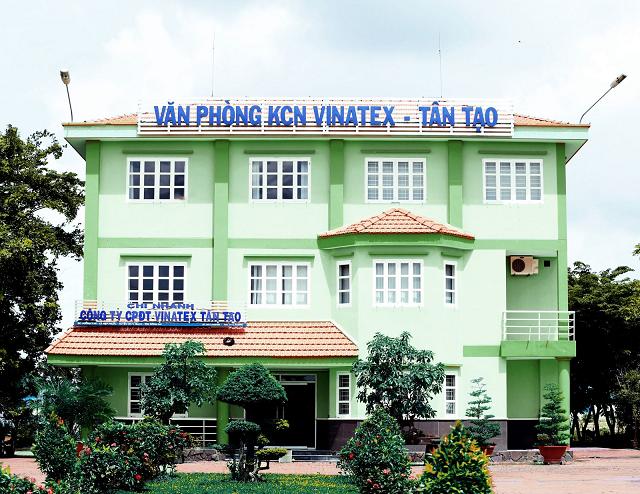 Vinatex thoái vốn Vinatex Tân Tạo với giá khởi điểm 161.000 đồng/cp