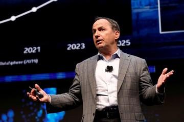 CEO Intel từ chức