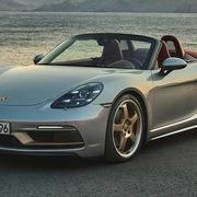 Porsche Boxster 25 2021 - bản giới hạn giá gần 100.000 USD
