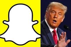 Thêm ứng dụng mạng xã hội 'cấm cửa' Tổng thống Trump