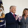 <p> Ngoài vai trò người mẫu, bà Melania Trump từng là doanh nhân trước khi bước vào Nhà Trắng. Bà kiếm tiền từ việc kinh doanh trang sức và đồng hồ trên những trang bán hàng trực tuyến. Phu nhân tổng thống Mỹ yêu thích các thương hiệu sang trọng của Thụy Sĩ. Ảnh: <em>Pop Sugar.</em></p>