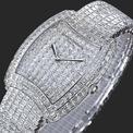 <p> Bà Melania Trump là một trong những người ưa chuộng thương hiệu Vacheron Constantin. Bà sở hữu chiếc đồng hồ được khảm bằng kim cương với khả năng lưu trữ năng lượng trong 40 giờ và chống nước lên đến 30 m cùng mức giá hơn 1 triệu USD. Ảnh: <em>Fossil.</em></p>
