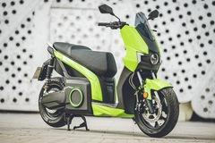 Xe máy điện thương hiệu Tây Ban Nha có giá từ 3.700 USD