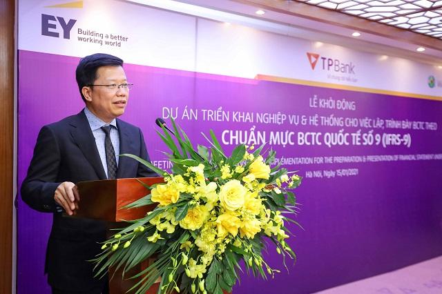 Ông Nguyễn Hưng – CEO của TPBank khẳng định những nỗ lực phải bỏ ra để vượt qua các thách thức của dự án là xứng đáng, bởi lợi ích đem lại cho ngân hàng vô cùng lớn.
