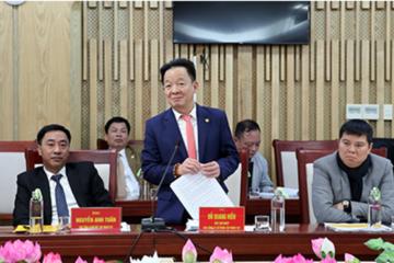 T&T đề xuất và nghiên cứu đầu tư loạt dự án tại Nghệ An