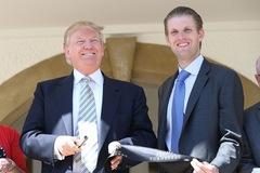 Vợ chồng Eric Trump giàu cỡ nào?