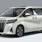 Toyota Alphard 2021 ra mắt tại Việt Nam, giá từ 4,22 tỷ đồng