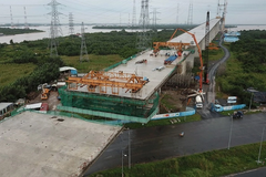 Chủ đầu tư xin tạm ứng ngân sách để giải phóng mặt bằng cao tốc Bến Lức - Long Thành