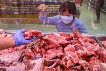 Giá thịt lợn sẽ không tăng đột biến dịp Tết