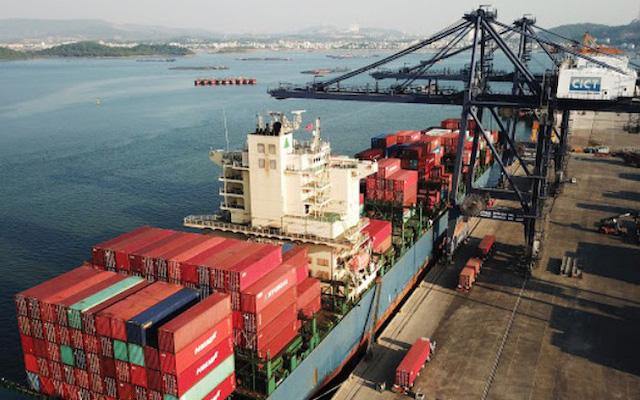 Lần đầu tiên Việt Nam vượt Đức trở thành đối tác thương mại lớn thứ 6 của Trung Quốc.
