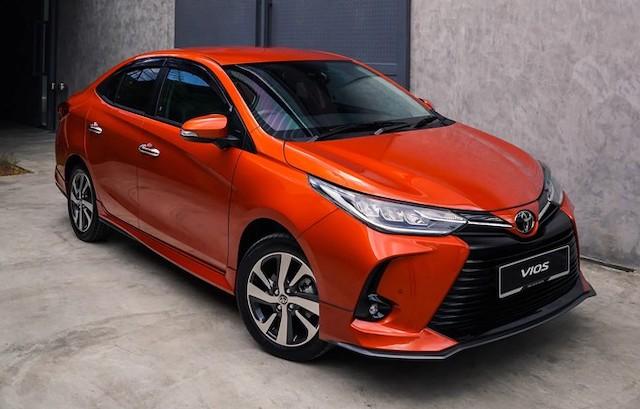 Toyota Vios 2021 hứa hẹn sẽ được ra mắt tại Việt Nam sau thời điểm Tết Nguyên Đán.