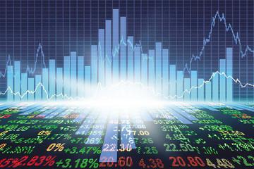 Nhiều cổ phiếu trong nhóm VN30 bị bán mạnh, VN-Index giảm điểm