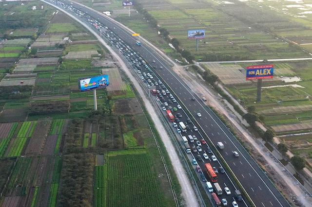 Đề xuất mở rộng cao tốc Pháp Vân - Cầu Giẽ lên 10 làn xe.