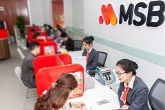 MSB và chiến lược quản lý nợ khi thị trường khó khăn