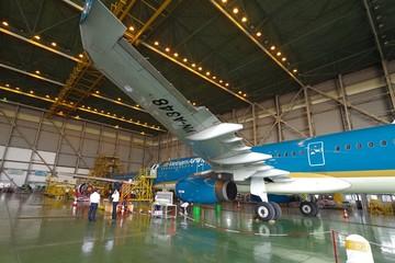 Cục Hàng không 'siết' bảo dưỡng máy bay mùa dịch