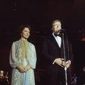 <p> Đây là trang phục mà bà Rosalynn Carter đã mặc tại lễ nhậm chức năm 1977 của Tổng thống Jimmy Carter. Ảnh: <em>AP</em></p>