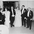 <p> Phu nhân Bess Truman của Tổng thống Mỹ thứ 33, Harry S. Truman mặc một chiếc váy đen trong lễ nhậm chức của chồng. Ảnh:<em>The New York Times</em></p>