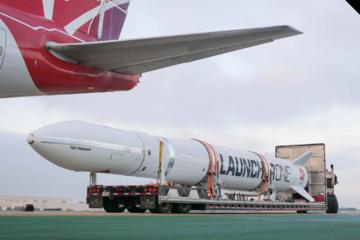 Virgin Orbit mở đường cho phương pháp mới phóng vệ tinh với chi phí thấp