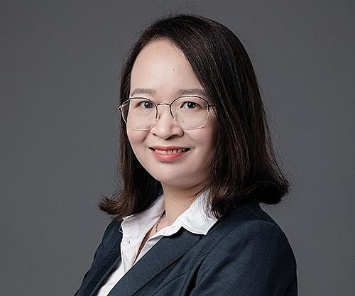 Bà Nguyễn Thị Thu Hằng, Giám đốc Khối Tài chính MSB. Ảnh: MSB