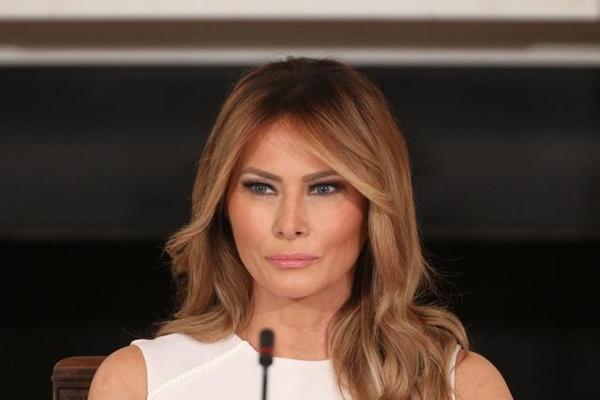 Đệ nhất phu nhân Melania Trump gửi thông điệp chia tay đến người dân Mỹ