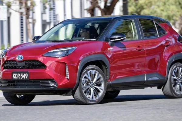Toyota Yaris Cross giá sốc 'chào sân' thị trường Đông Nam Á