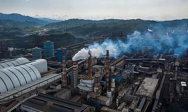 Trung Quốc phong tỏa một phần Hà Bắc ảnh hưởng quặng sắt, thép thế nào