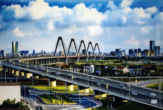 Chuẩn bị thêm loạt cầu vượt sông Hồng: Hiện thực hóa thành phố 2 bên sông?